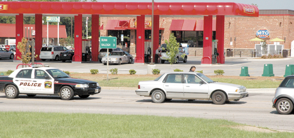 Traffic citations spiral after Bickett crackdown