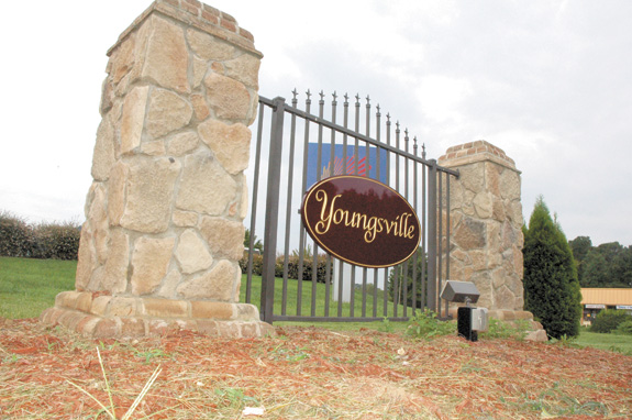 <i>Youngsville begins planning for the future</i>