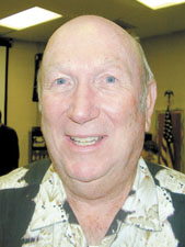 <i>'Mr. Bunn High School' will be honored Sept. 30</i>