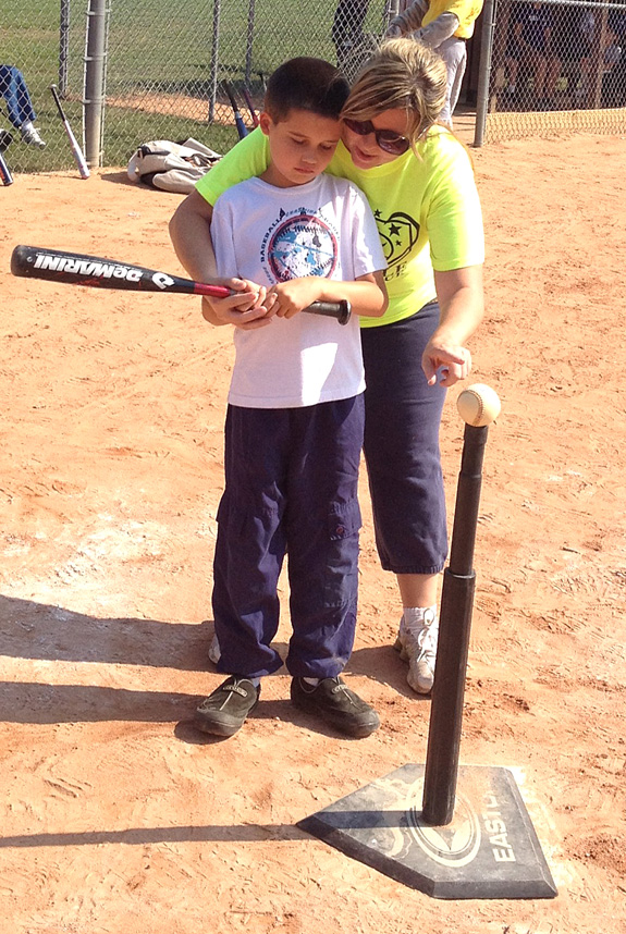 MIRACLE LEAGUE PLAYER SPOTLIGHT