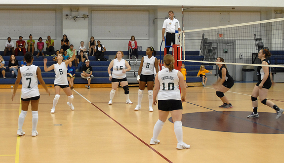 Vance-Granville drops first home matches