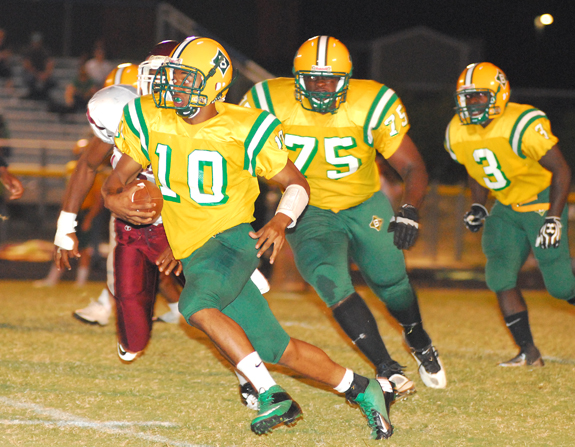 Bunn Shuts Out Eagles