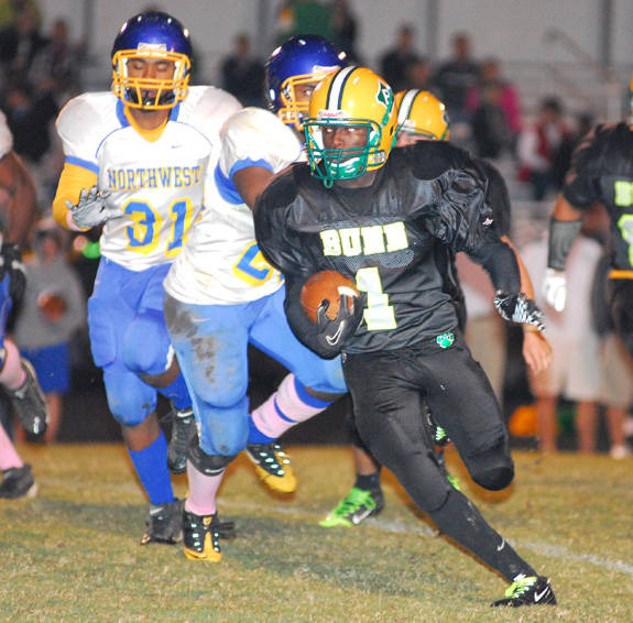 Bunn Waltzes Past Vikings