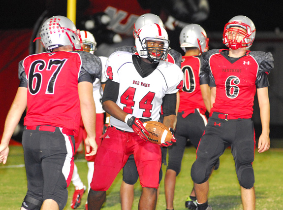 FHS' Offense Explodes Again