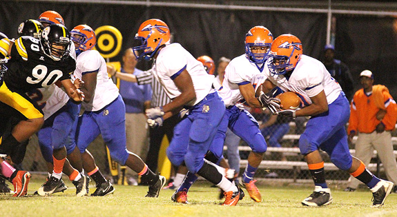 Warriors rally to topple Roanoke Rapids