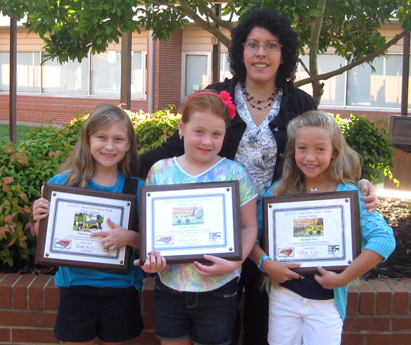 FES POSTER WINNERS