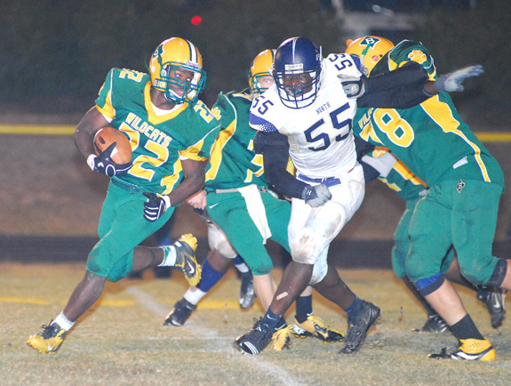 Bunn Shuts Out North Brunswick