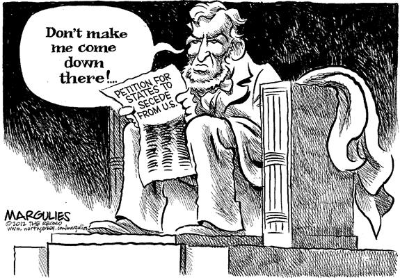 Editorial Cartoon: Lincoln