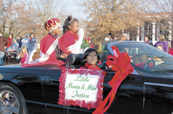 Sunny skies grace Louisburg parade, pic 2