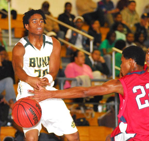 Bunn Rallies Past The Birds