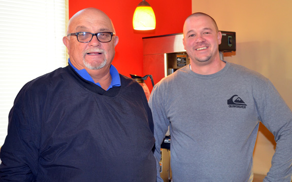 <i>Local man's passion for food, cooking behind new restaurant</i>