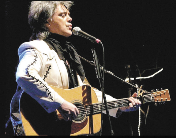 Grammy winner Marty Stuart to visit