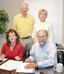 <i>Long-time downtown Louisburg business merged into new firm</i>