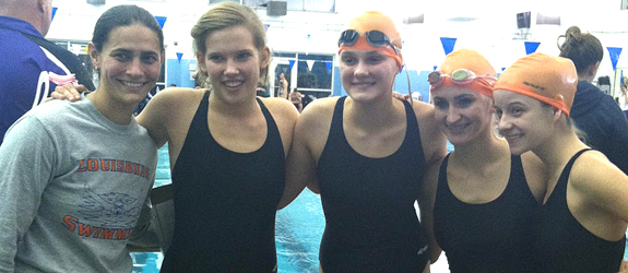Swimmers make regional