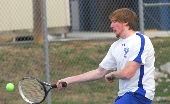 LHS kicks off boys tennis campaign