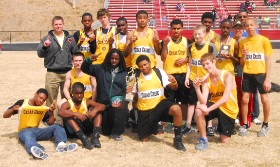 FRANKLIN CO. TRACK MEET TEAM CHAMPS, pics 2