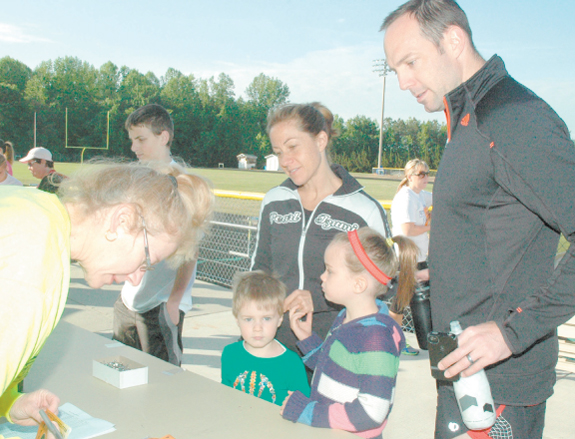<i>To run in Bunn is always fun — and it raises funds</i>