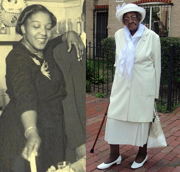 <i>100th birthday celebrated</i>