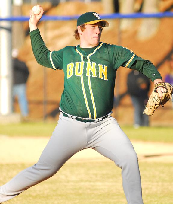 Bunn's Sledge to play for Region 3