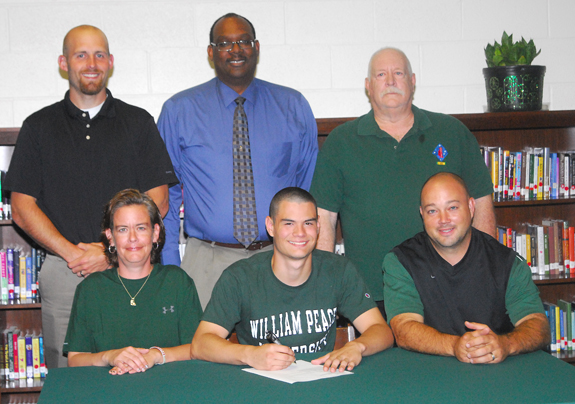 Cole to make history at William Peace