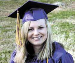<i>Earns degree at ECU</i>