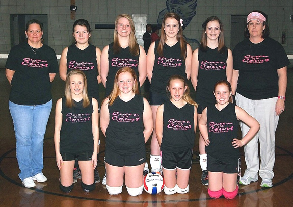 FCPR VOLLEYBALL SQUADS, 2