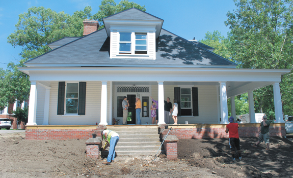 <i>Open house slated at restoration project</i>