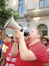 <i>'Red for Ed' Rally draws thousands</i>