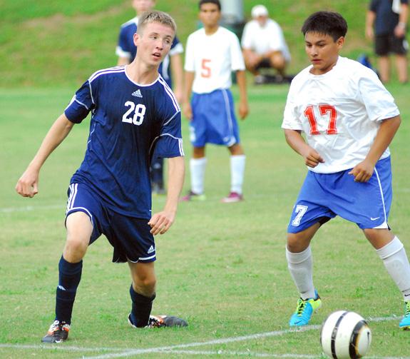 Louisburg HS foils Franklin Academy