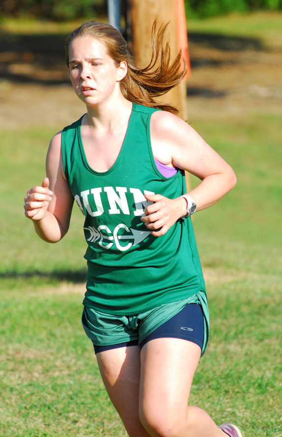 FHS stars shine at  XC meet