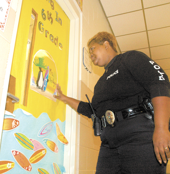 County seeks grant to help boost school security, add SROs