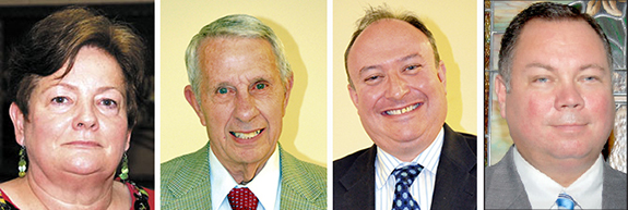 <i>Louisburg poised to elect at least one new face</i>