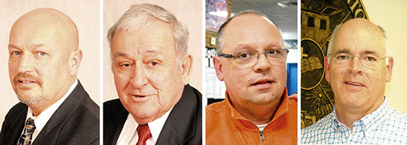 Franklinton: Four-way race for three seats