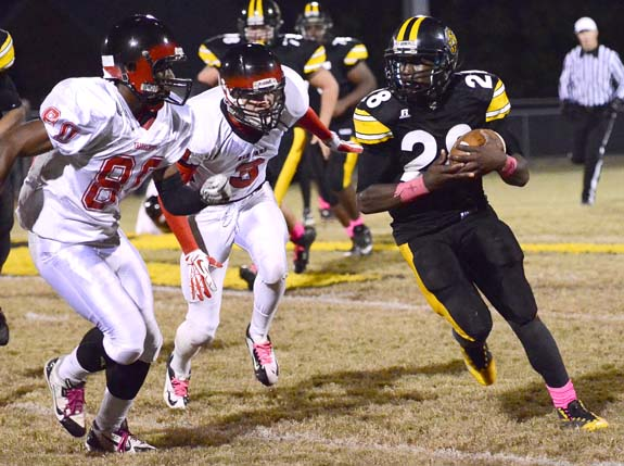 Red Rams Rally To Edge RR