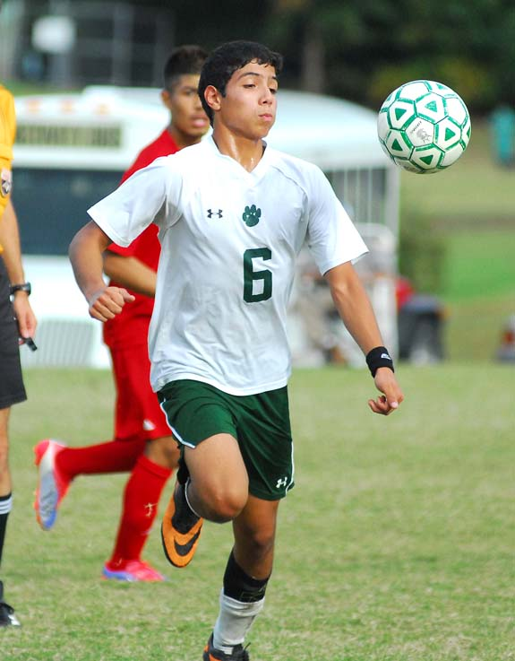NCHSAA BOYS STATE SOCCER PLAYOFFS