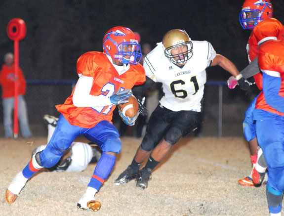 Fourth-Down Blues For LHS