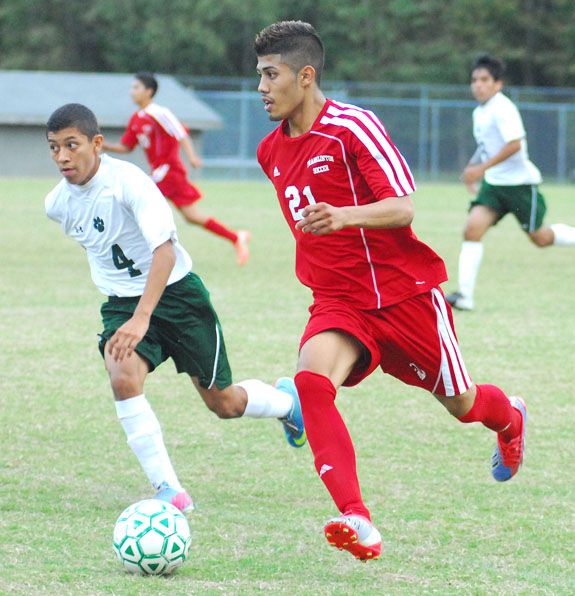 FHS' Rebollar makes All-State Team