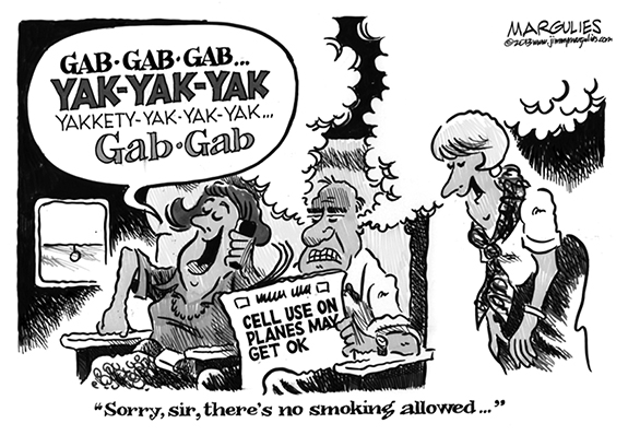 Editorial Cartoon: Smoking