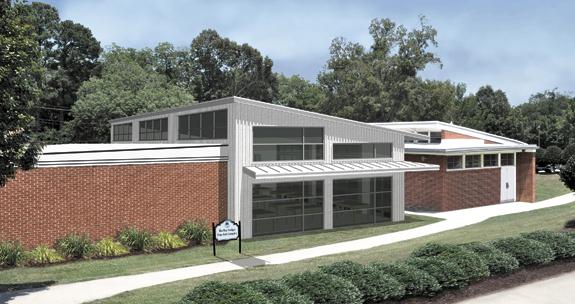 <i>Groundbreaking launches Hodges fine arts complex</i>