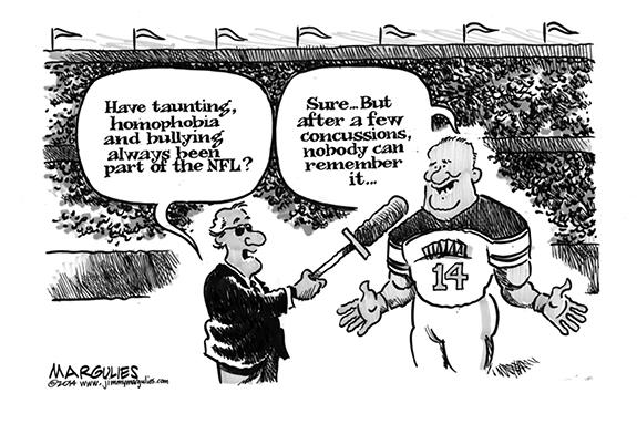 Editorial Cartoon: Bullying