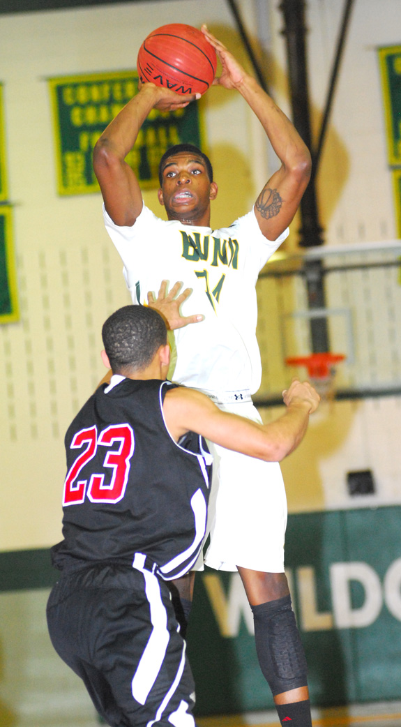 Bunn delivers key win over Graham