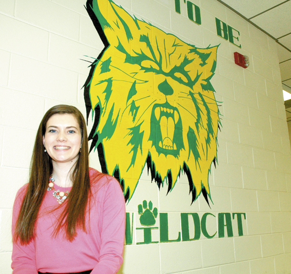 <i>Bunn High coed wins prestigious Morehead Scholarship</i>