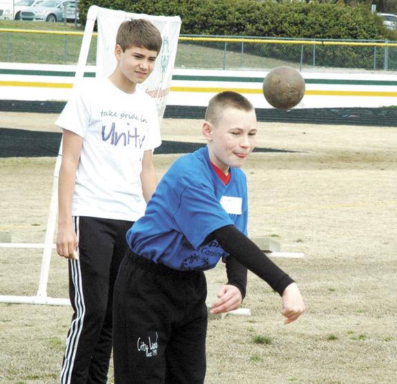 Special Olympics pics, 2