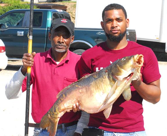 A GREAT START TO FISHING SEASON