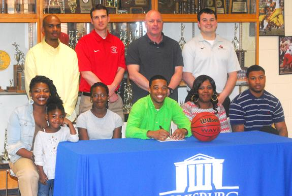 BHS' High signs with Louisburg College