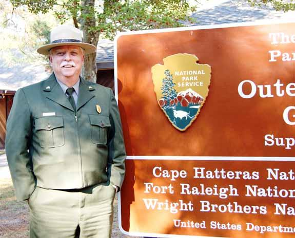 <i>Louisburg native retires after a lengthy Park Service career</i>