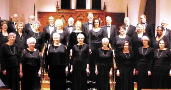 <i>Two public concerts planned by Northeast Piedmont Chorale</i>