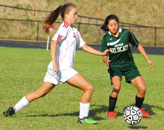 Lady Rams Claim Key Victory