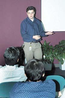 <i>Bringing real life to the classroom</i>