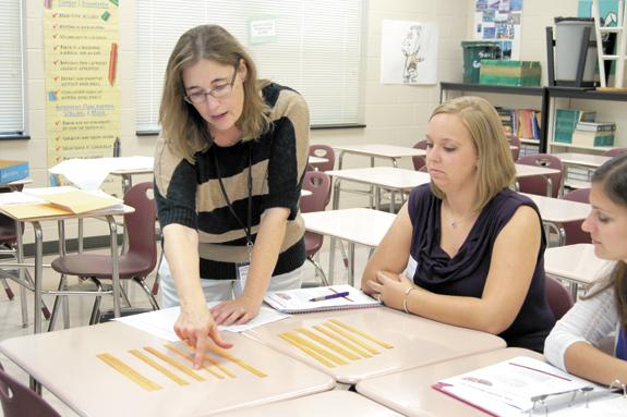 <i>County schools off to a 'wonderful' start</i>